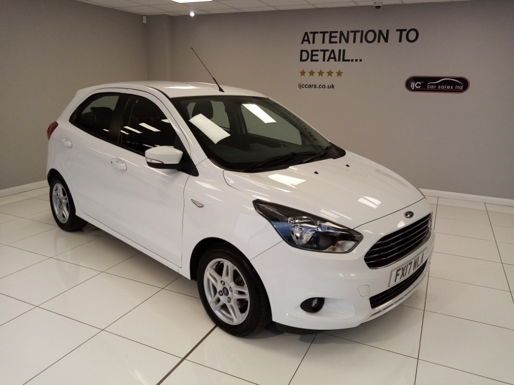 used Ford KA Plus ZETEC �30 a year road tax!! in louth-lincolnshire