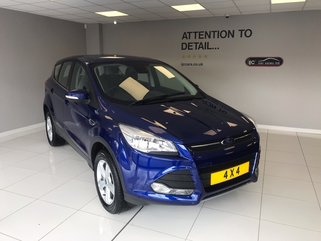 used Ford Kuga 1.5 PETROL ZETEC AUTOMATIC 4x4 in louth-lincolnshire