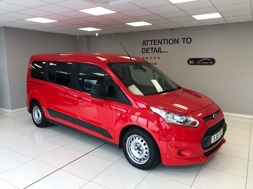 used Ford Tourneo Connect WITH FULL SERVICE HISTORY!! in louth-lincolnshire