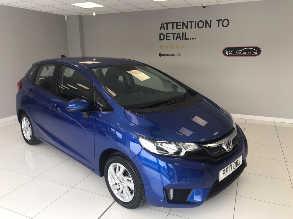 used Honda Jazz 1.3 PETROL I-VTEC SE AUTOMATIC in louth-lincolnshire