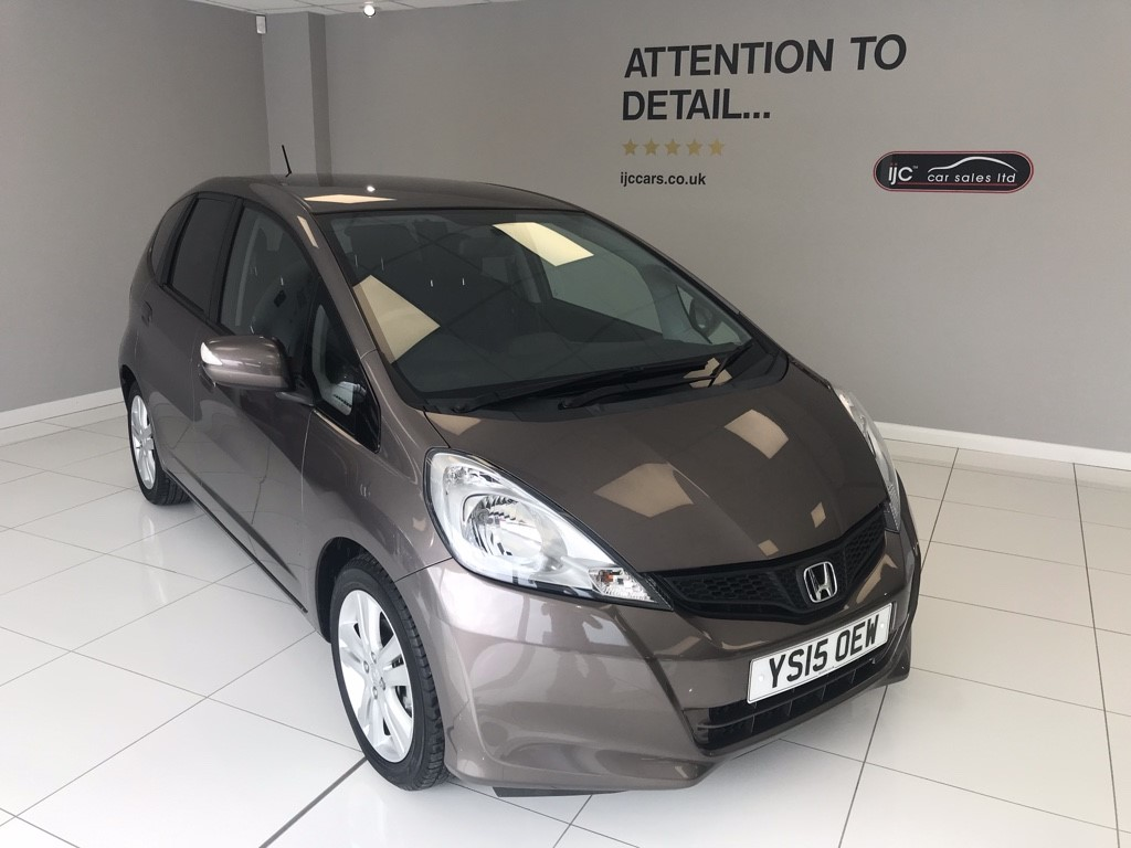 used Honda Jazz I-VTEC ES PLUS in louth-lincolnshire