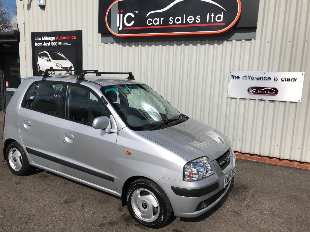 used Hyundai Amica CDX in louth-lincolnshire
