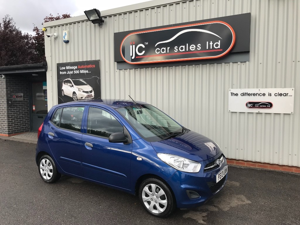 used Hyundai i10 CLASSIC in louth-lincolnshire