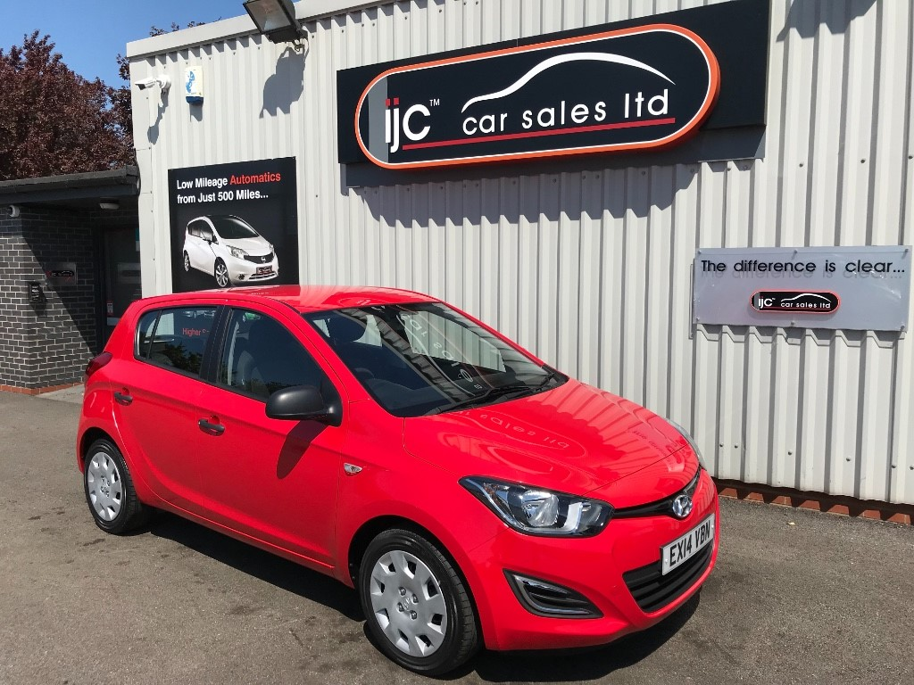 used Hyundai i20 CLASSIC in louth-lincolnshire