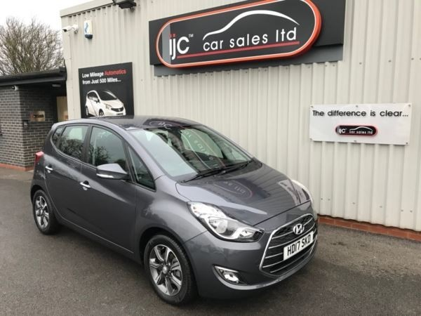 used Hyundai ix20 2017 (17) 1.6 CRDi Blue Drive SE in louth-lincolnshire
