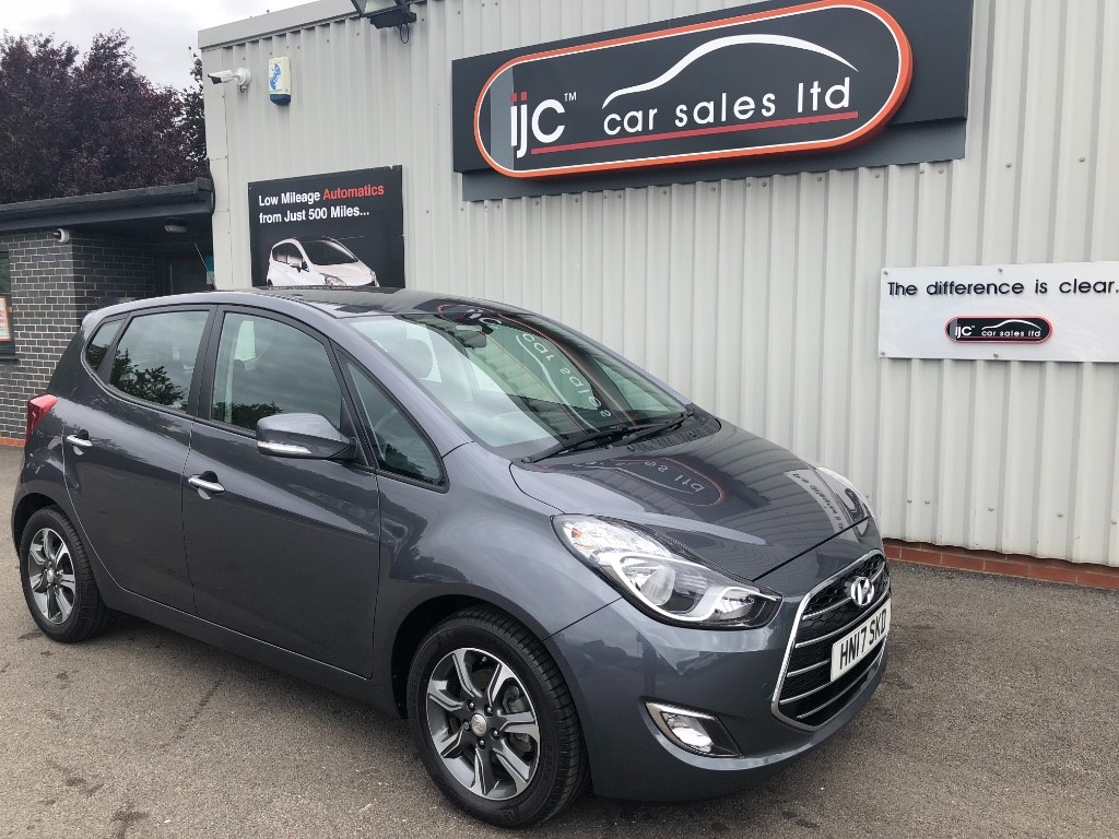 used Hyundai ix20 CRDI SE BLUE DRIVE in louth-lincolnshire