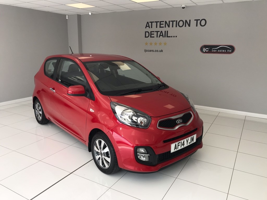 used Kia Picanto 1.0 PETROL CITY, �0 ROAD TAX!! in louth-lincolnshire