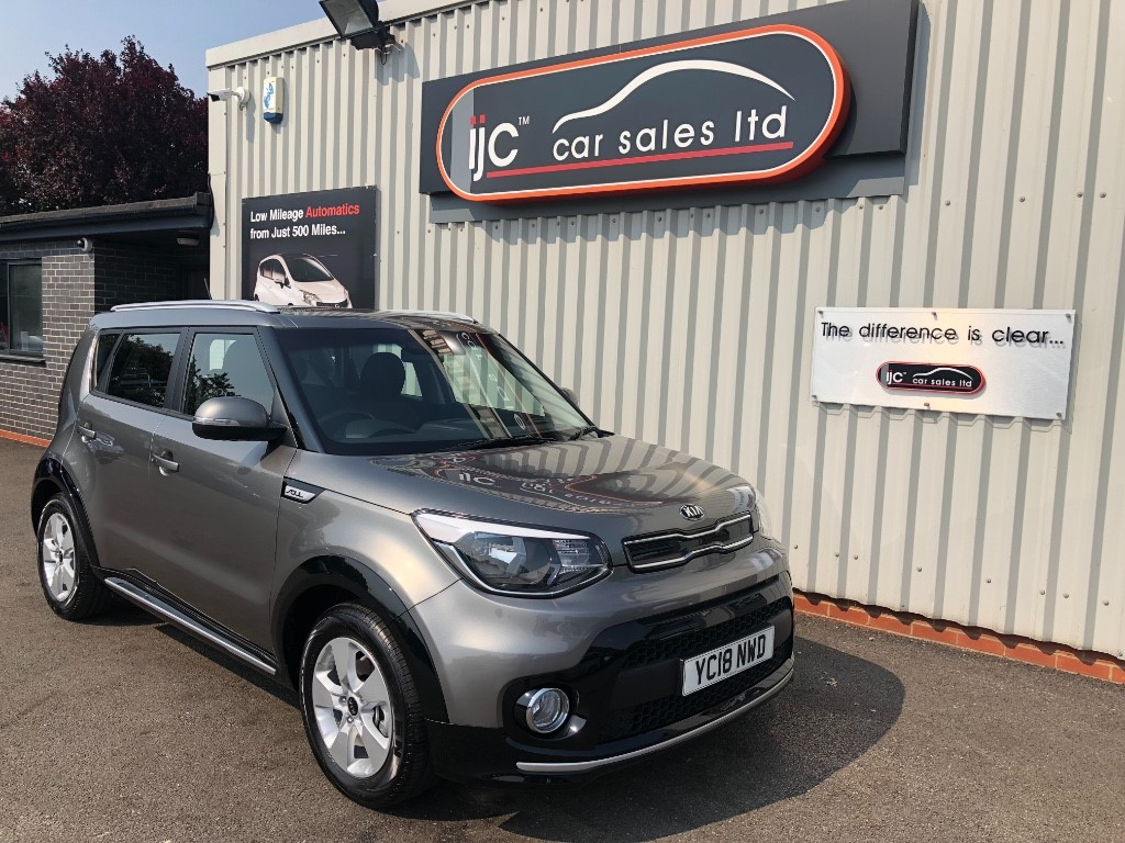 used Kia Soul 1 in louth-lincolnshire