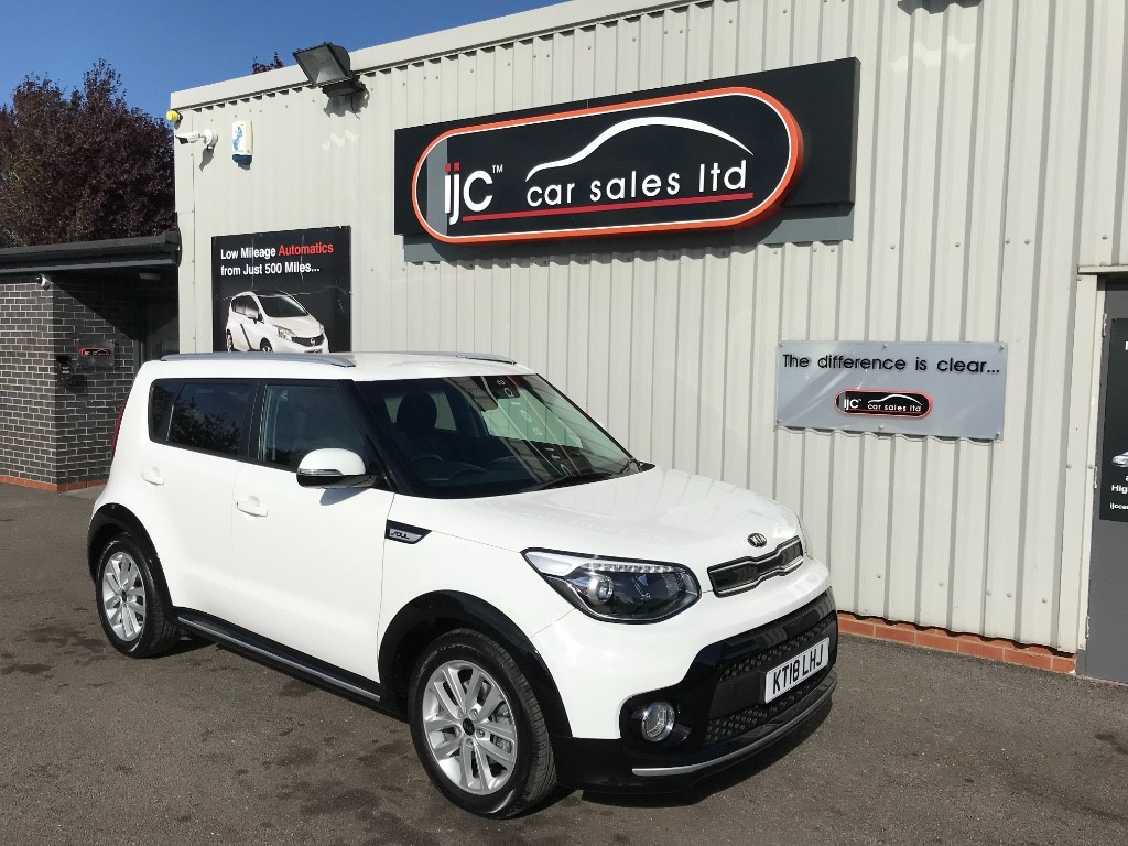 used Kia Soul 2 in louth-lincolnshire