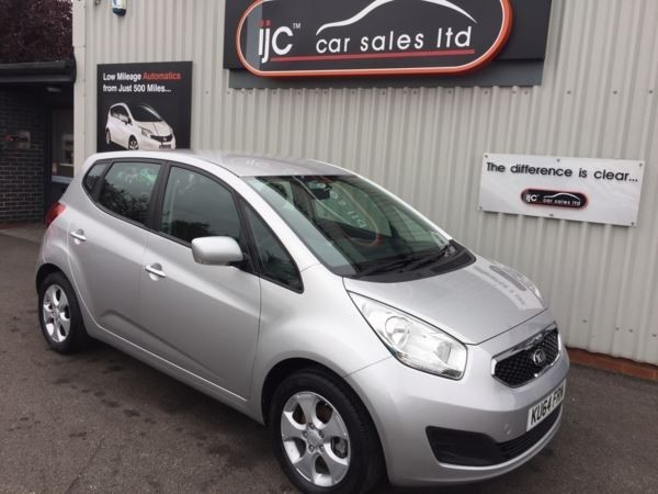 used Kia Venga 2014 (64) 1.4 PETROL 2 ISG in louth-lincolnshire