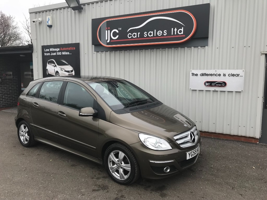 used Mercedes B180 CDI SE in louth-lincolnshire