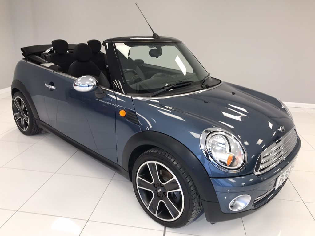 used MINI Convertible 1.6 PETROL MANUAL ONE in louth-lincolnshire