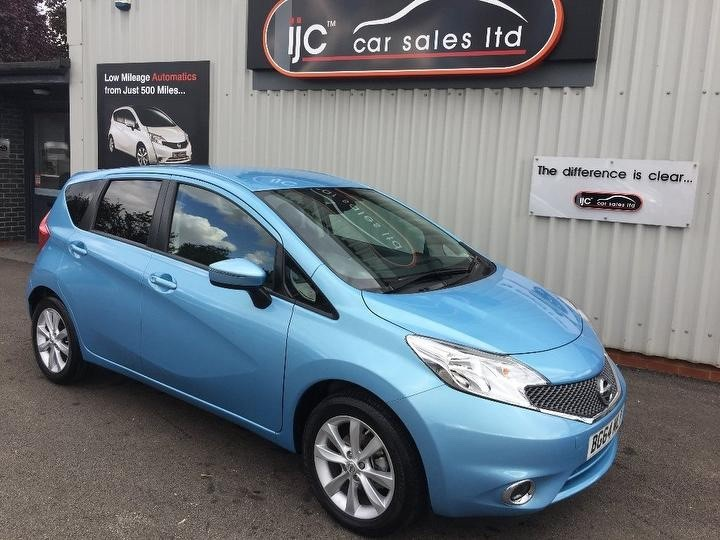 used Nissan Note 2014 (64) DIG-S Acenta Premium (Comfort Pack) CVT in louth-lincolnshire