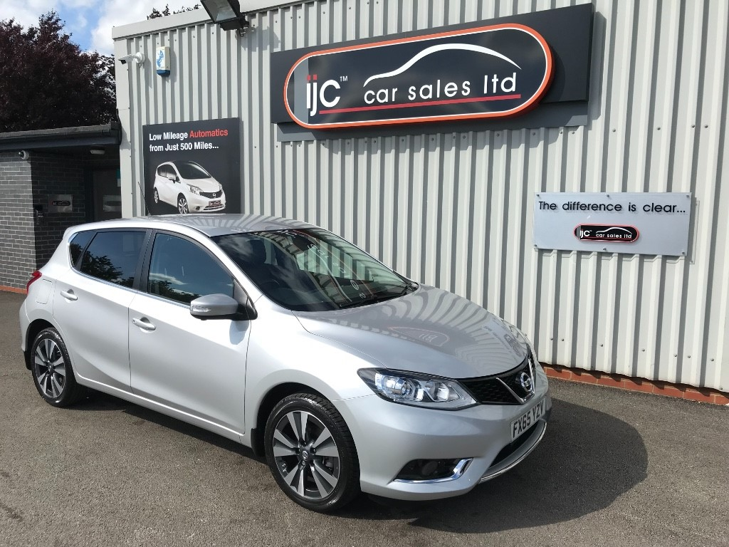 used Nissan Pulsar TEKNA DIG-T in louth-lincolnshire