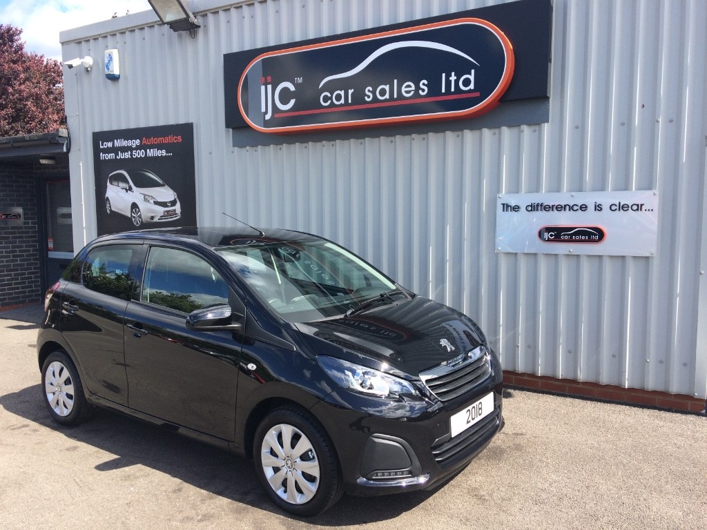 used Peugeot 108 ACTIVE in louth-lincolnshire