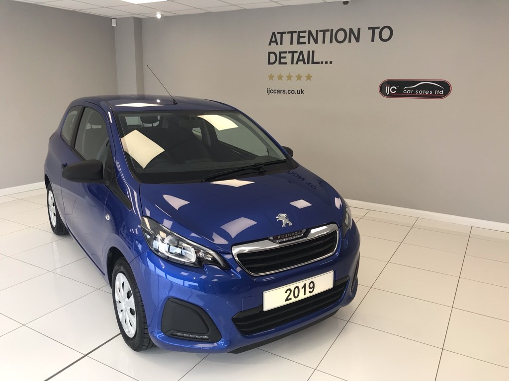 used Peugeot 108 1.0 ACCESS 2019 in louth-lincolnshire
