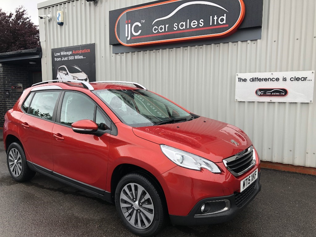 used Peugeot 2008 E-HDI ACTIVE in louth-lincolnshire