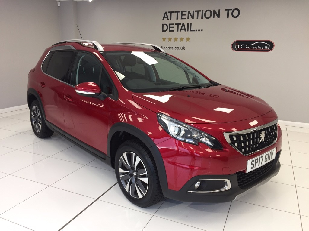used Peugeot 2008 ALLURE in louth-lincolnshire