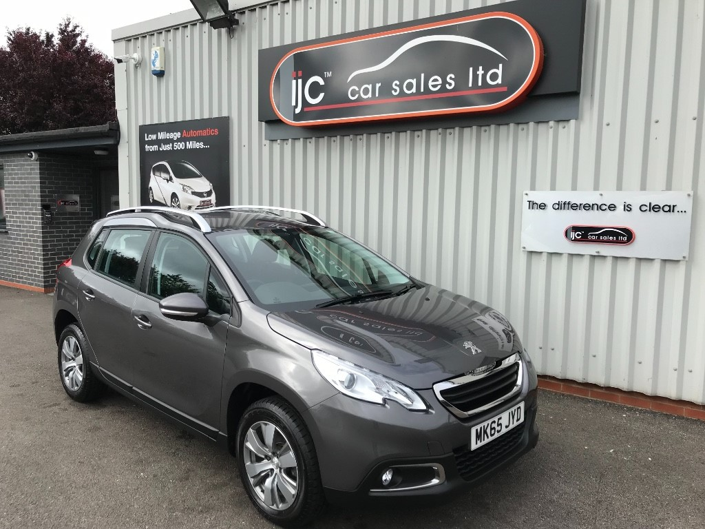 used Peugeot 2008 ACTIVE in louth-lincolnshire