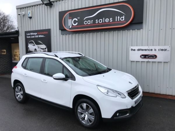 used Peugeot 2008 2014 (14) VTi PureTech Active in louth-lincolnshire