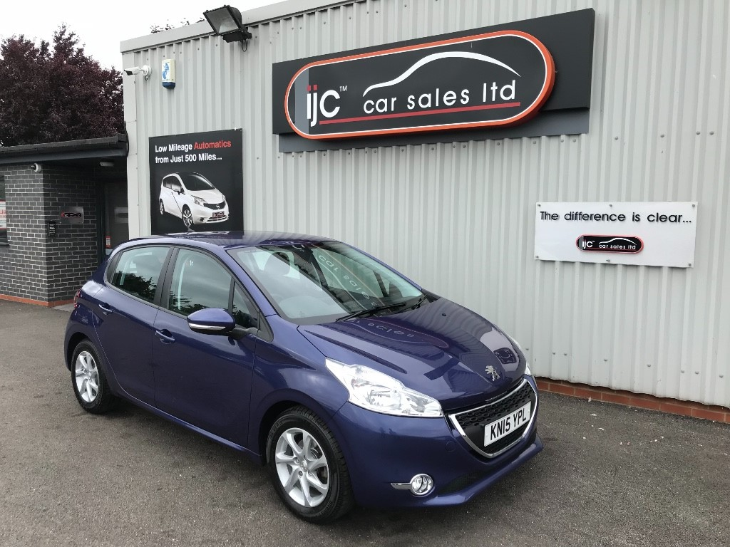 used Peugeot 208 ACTIVE in louth-lincolnshire