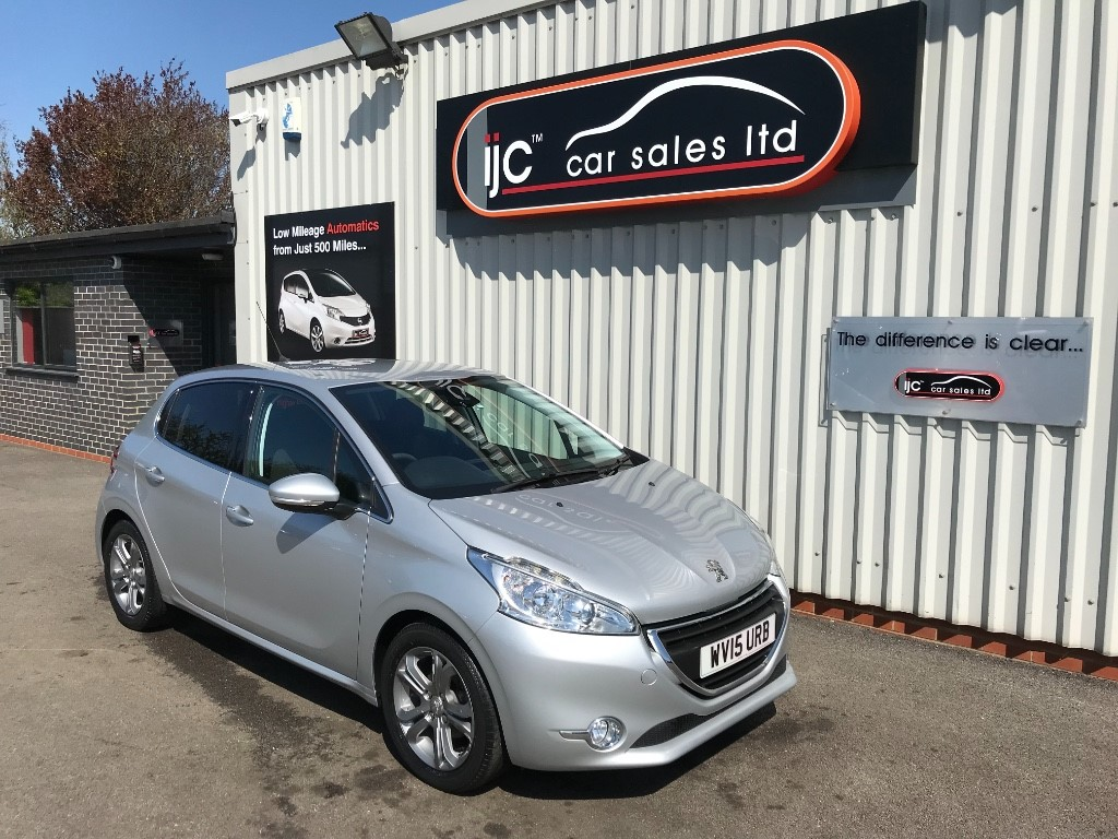 used Peugeot 208 ALLURE in louth-lincolnshire