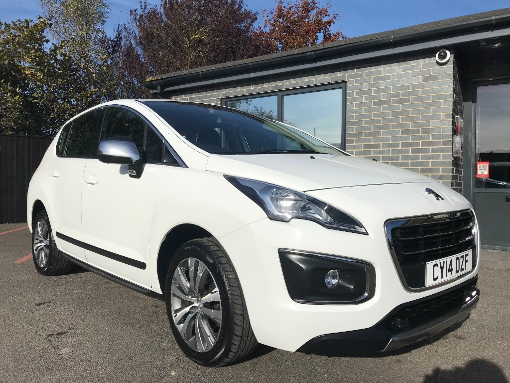 used Peugeot 3008 HDI ACTIVE in louth-lincolnshire