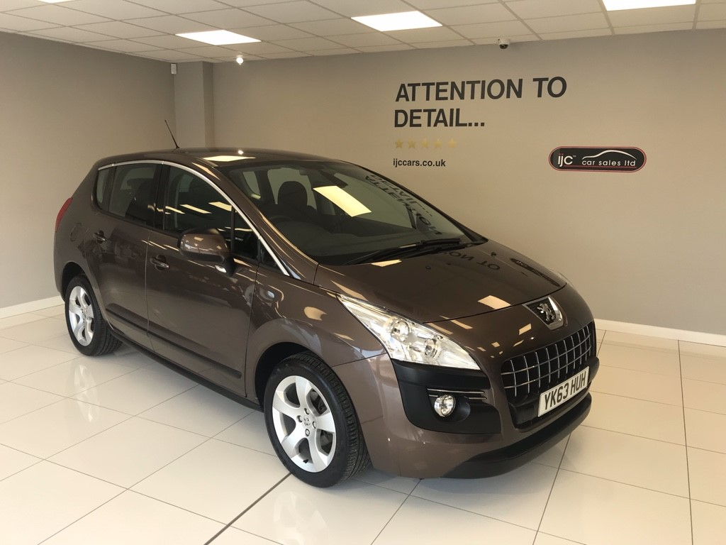 used Peugeot 3008 1.6 E-HDI ACTIVE AUTOMATIC in louth-lincolnshire