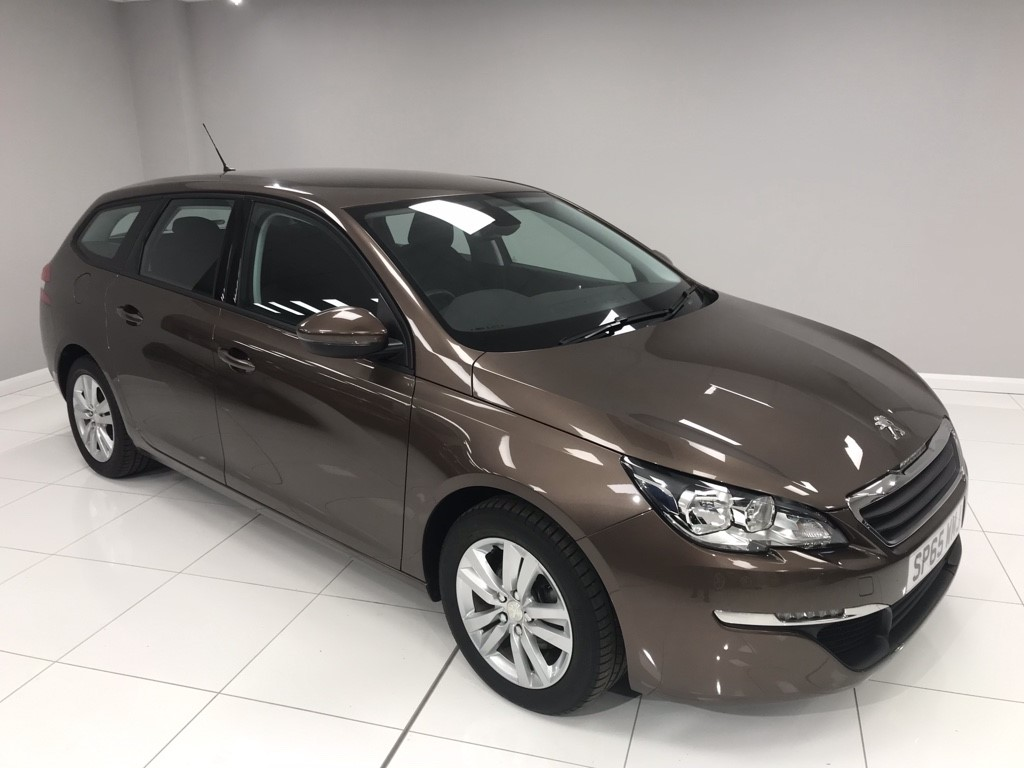 used Peugeot 308 1.6 DIESEL SW ACTIVE in louth-lincolnshire