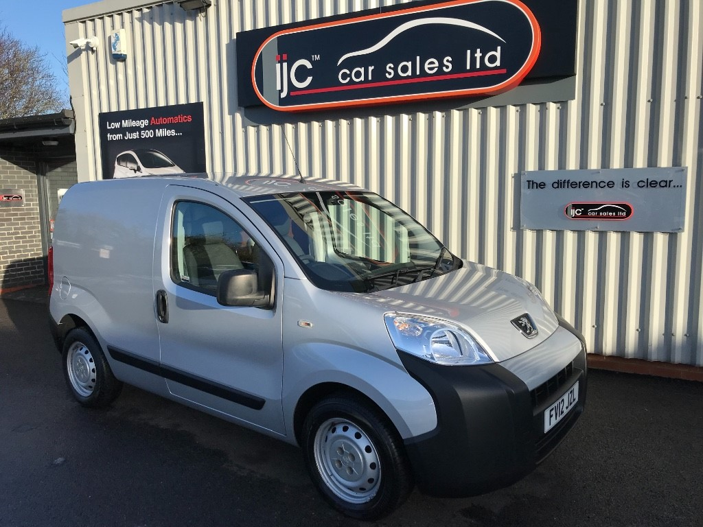 used Peugeot Bipper HDI S in leeds-lincolnshire