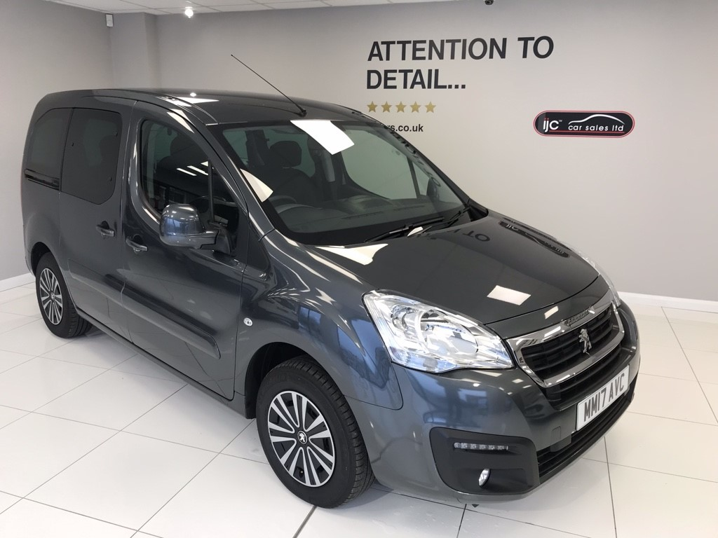 used Peugeot Partner Tepee 1.2 PETROL MANUAL TEPEE ACTIVE in louth-lincolnshire
