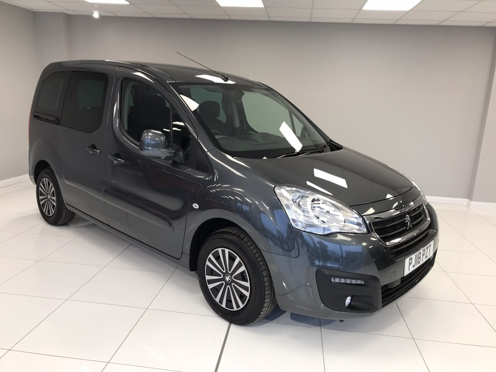 used Peugeot Partner Tepee 1.6 DIESEL TEPEE ACTIVE in louth-lincolnshire