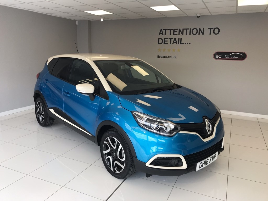 used Renault Captur DYNAMIQUE S NAV AUTOMATIC in louth-lincolnshire