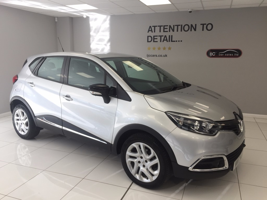 used Renault Captur 1.5 AUTOMATIC DYNAMIQUE NAV DCI in louth-lincolnshire
