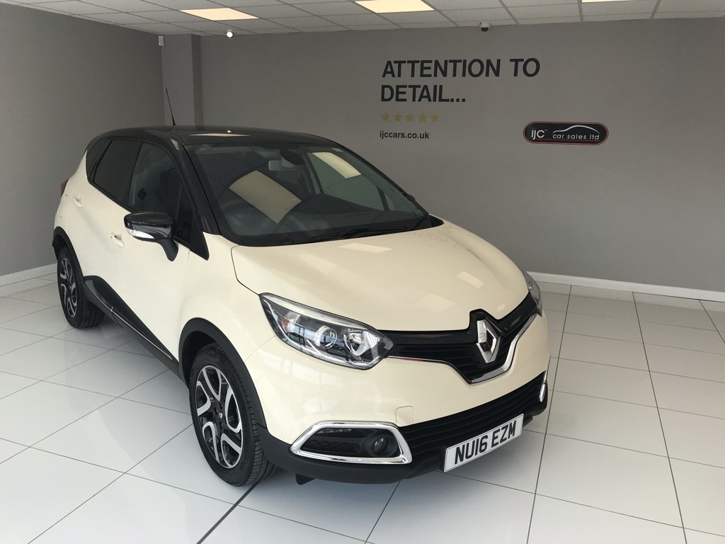 used Renault Captur 1.5 DIESEL DYNAMIQUE S NAV in louth-lincolnshire