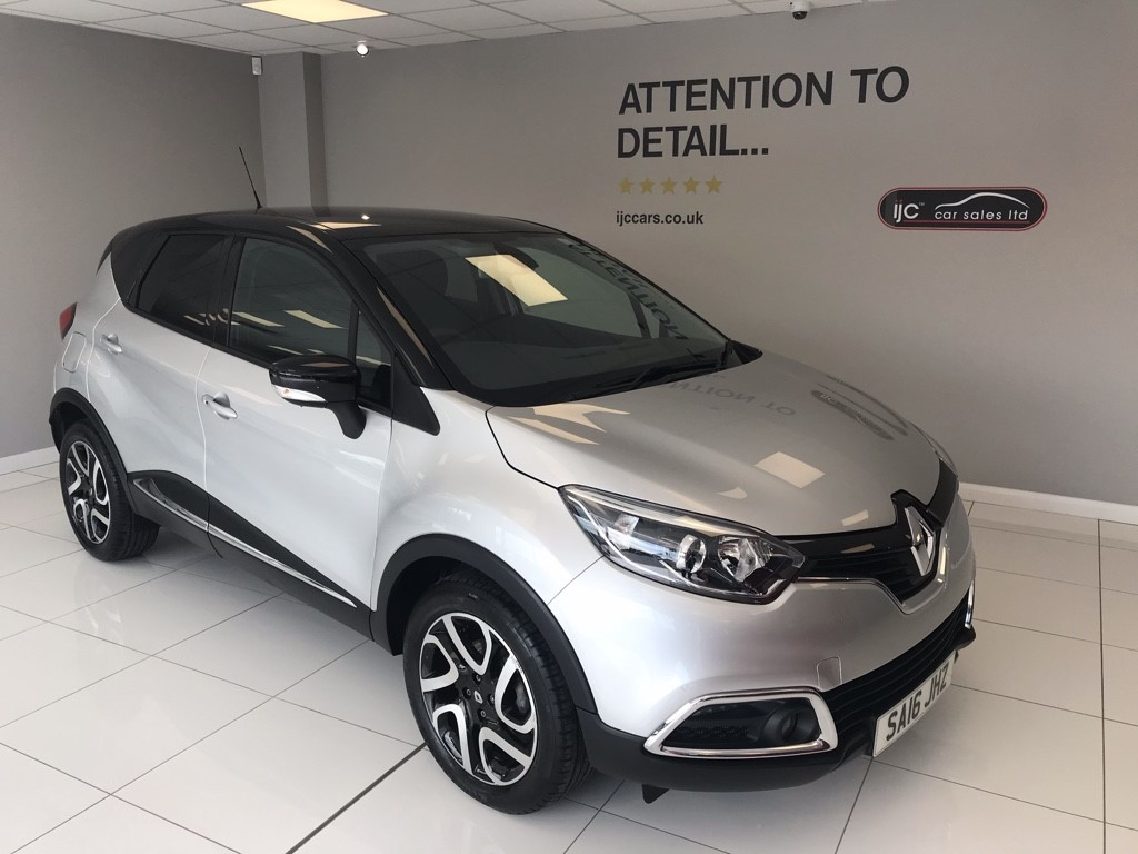 used Renault Captur DYNAMIQUE S NAV DCI, JUST 3,677 MILES!! in louth-lincolnshire