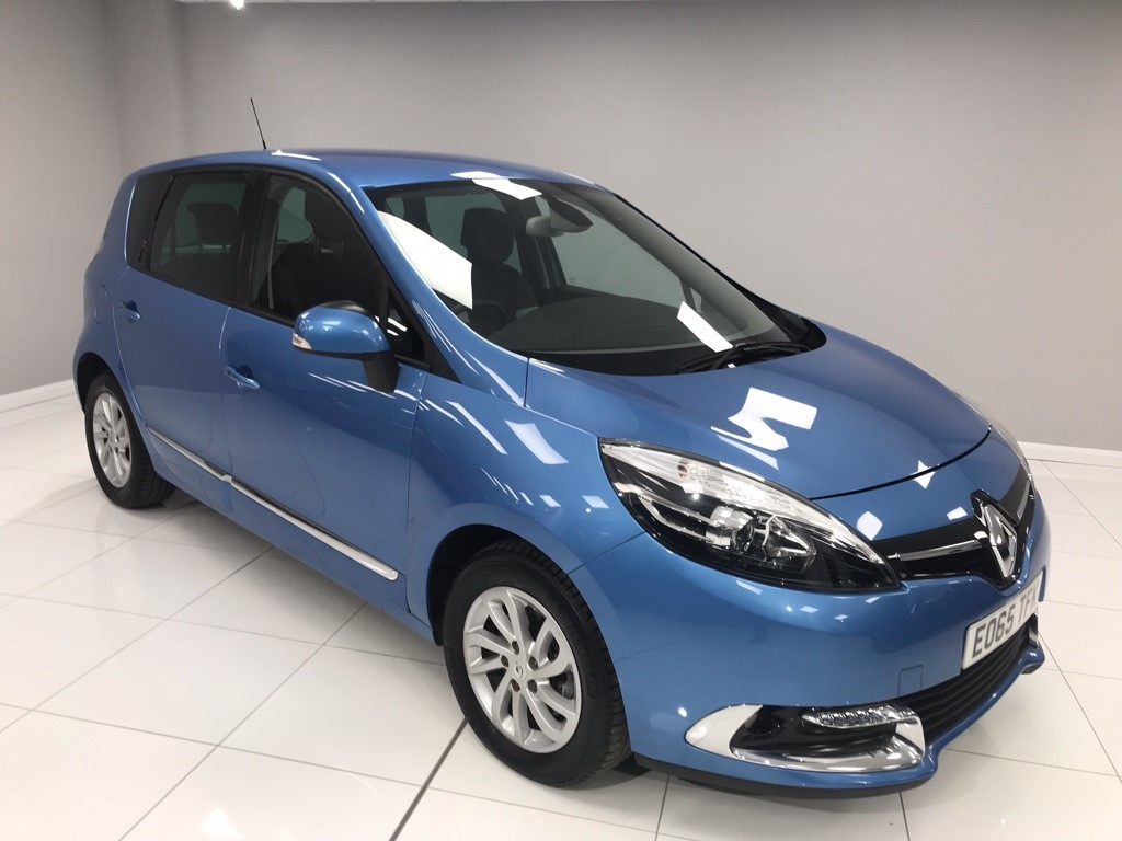 used Renault Scenic DYNAMIQUE NAV  1.5 DIESEL in louth-lincolnshire