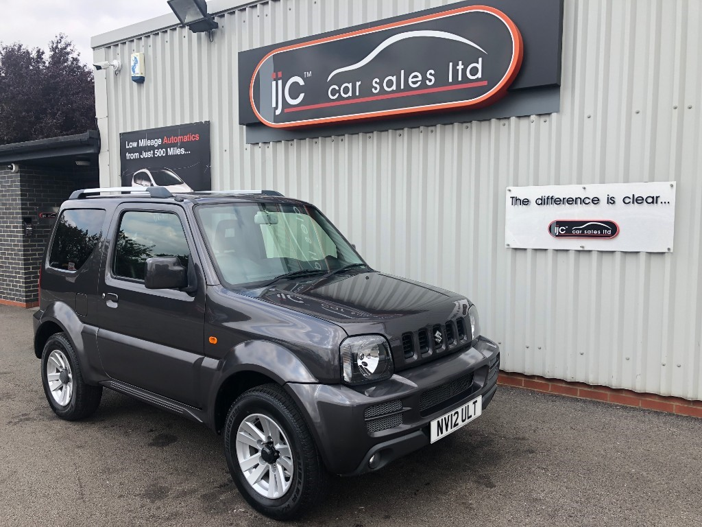 used Suzuki Jimny SZ4 in louth-lincolnshire