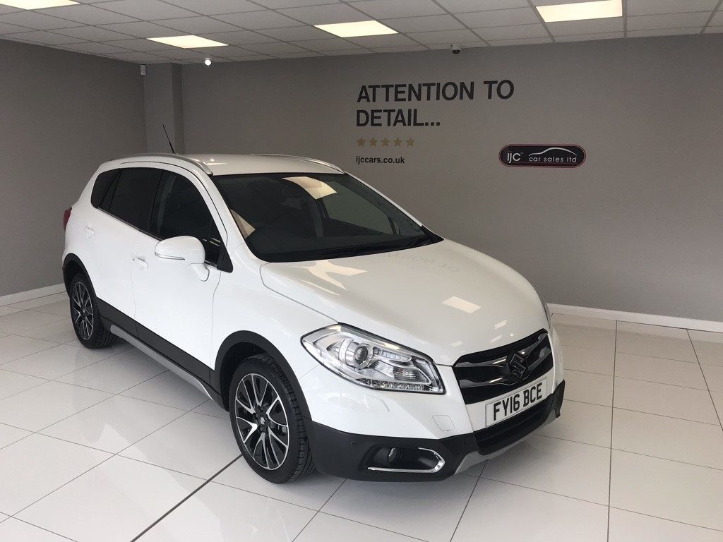 used Suzuki S-Cross 1.6 PETROL AUTOMATIC SZ-T in louth-lincolnshire