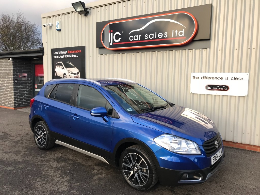 used Suzuki S-Cross 2014 (64) SZT in louth-lincolnshire