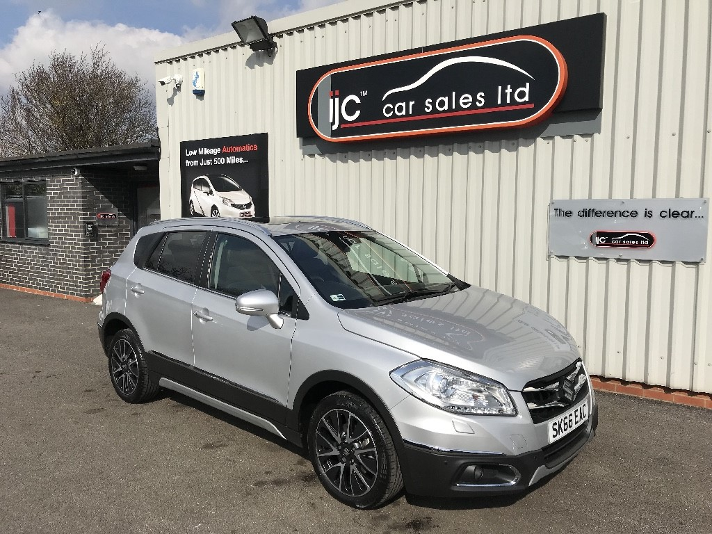 used Suzuki S-Cross SZ5 in louth-lincolnshire