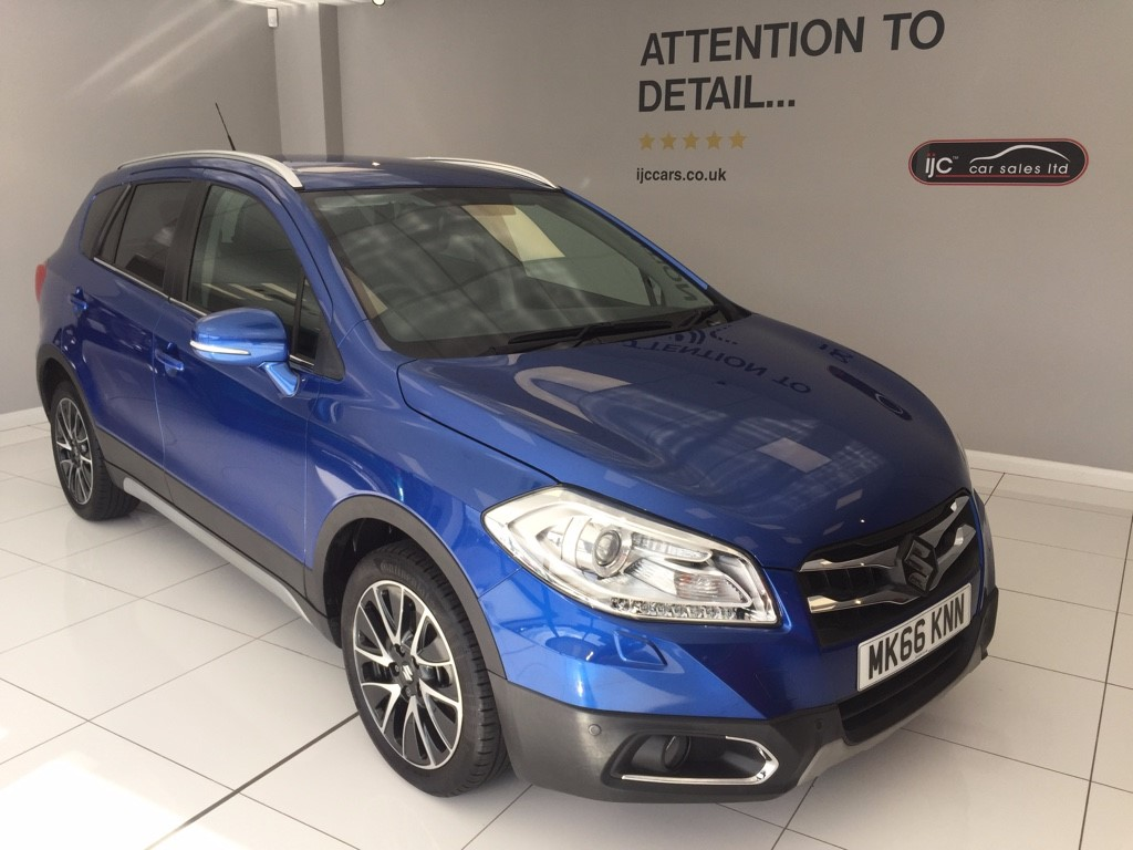 used Suzuki S-Cross Sx-4 just 2,891 miles!! in louth-lincolnshire