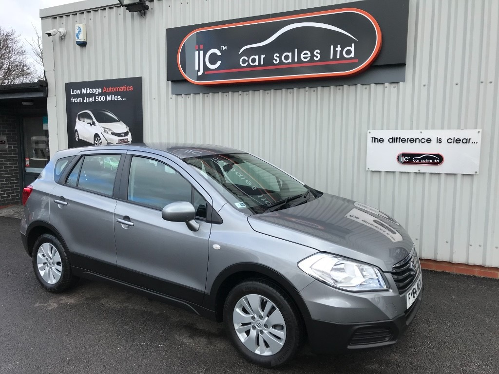 used Suzuki S-Cross SZ3 in louth-lincolnshire
