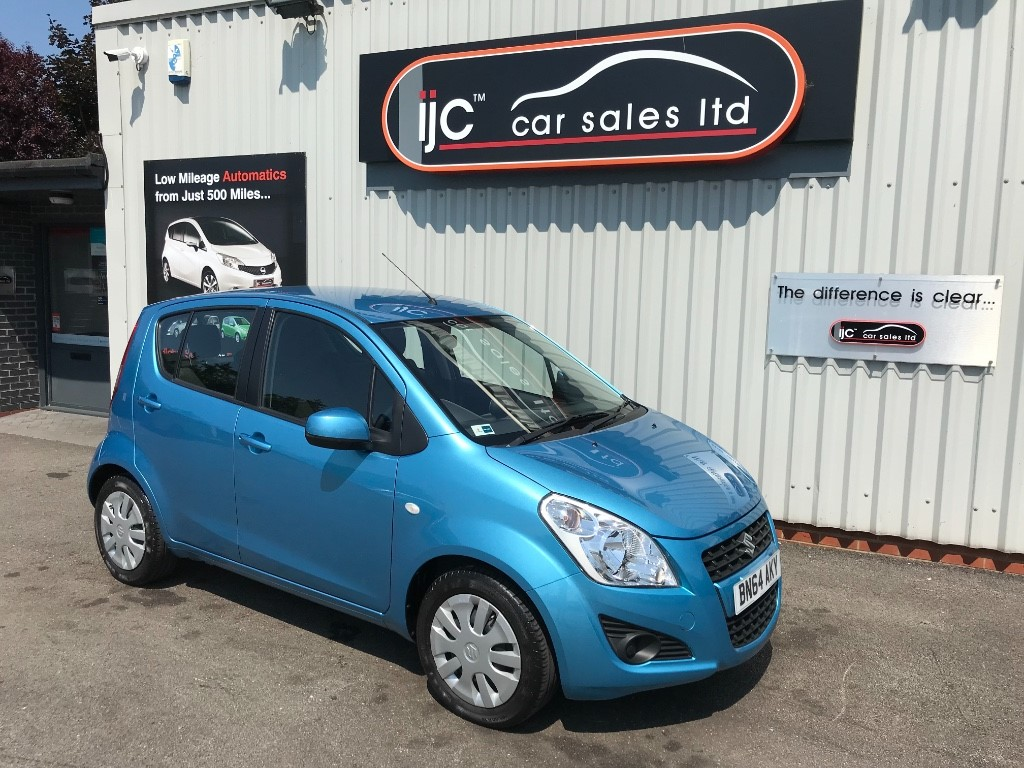 used Suzuki Splash SZ2 in louth-lincolnshire