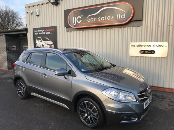 used Suzuki S-Cross 2016 (16) SZ5 in louth-lincolnshire