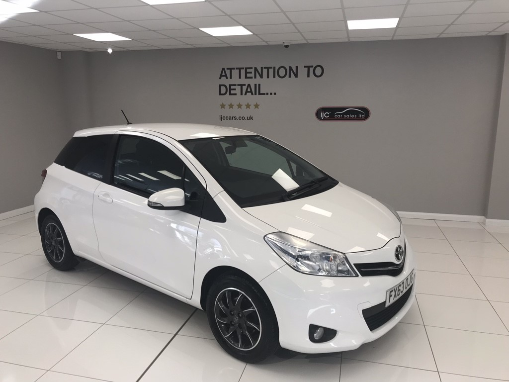 used Toyota Yaris VVT-I EDITION in louth-lincolnshire