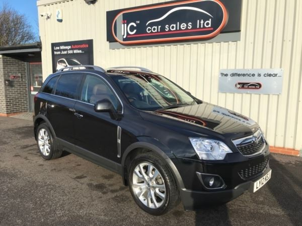 used Vauxhall Antara 2012 (12) 2.2 CDTi SE 4x4 AUTO in louth-lincolnshire