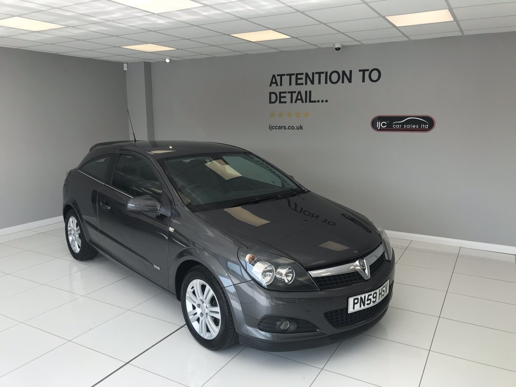 used Vauxhall Astra DESIGN in louth-lincolnshire