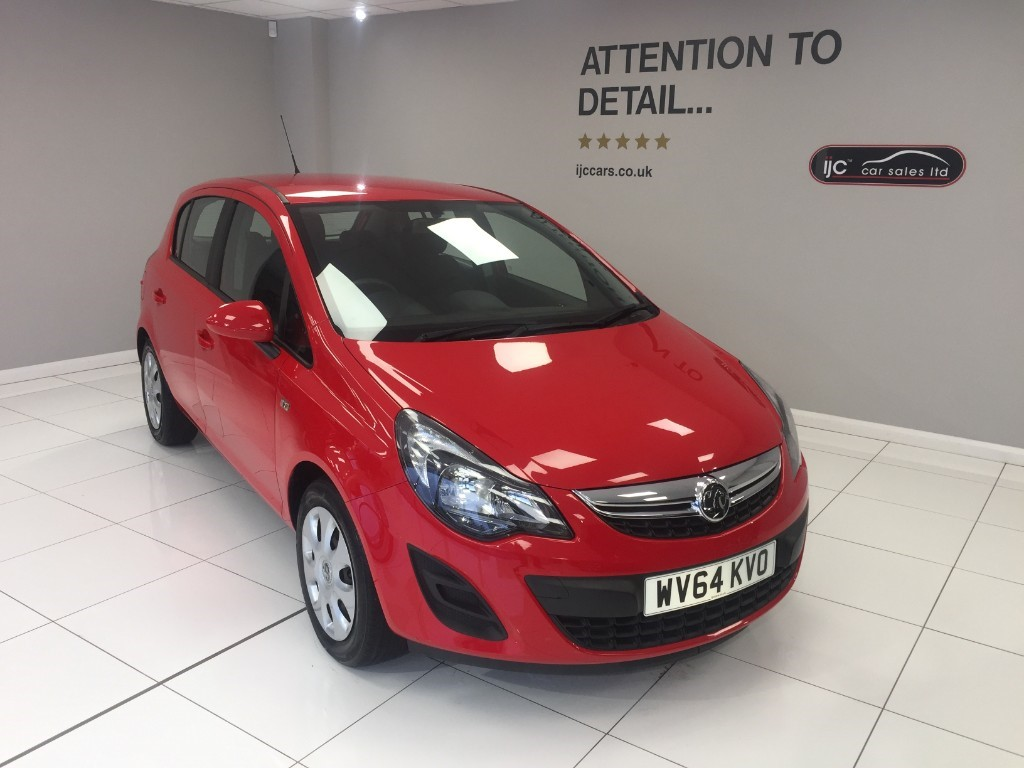 used Vauxhall Corsa STUNNING 5 DR CAR! DESIGN MODEL AC CDTI ECOFLEX �30 tax in louth-lincolnshire