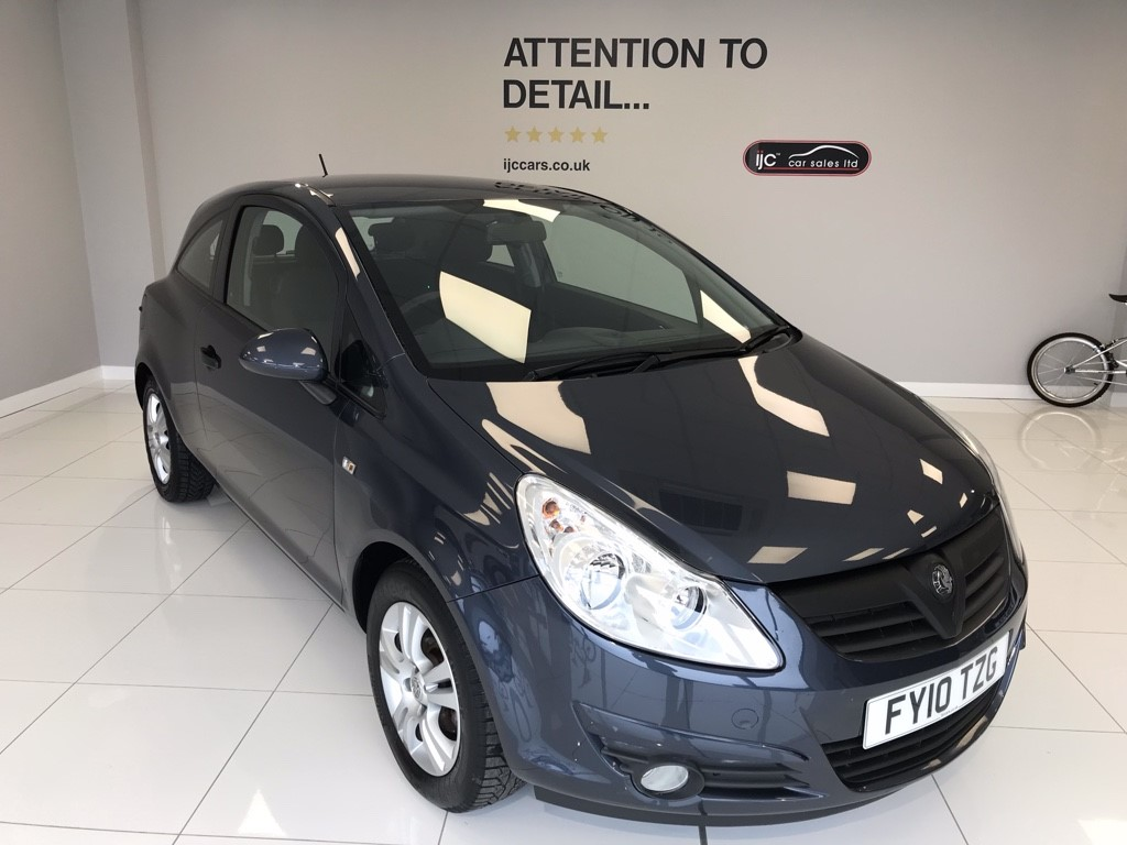 used Vauxhall Corsa 1.2 PETROL MANUAL ENERGY in louth-lincolnshire